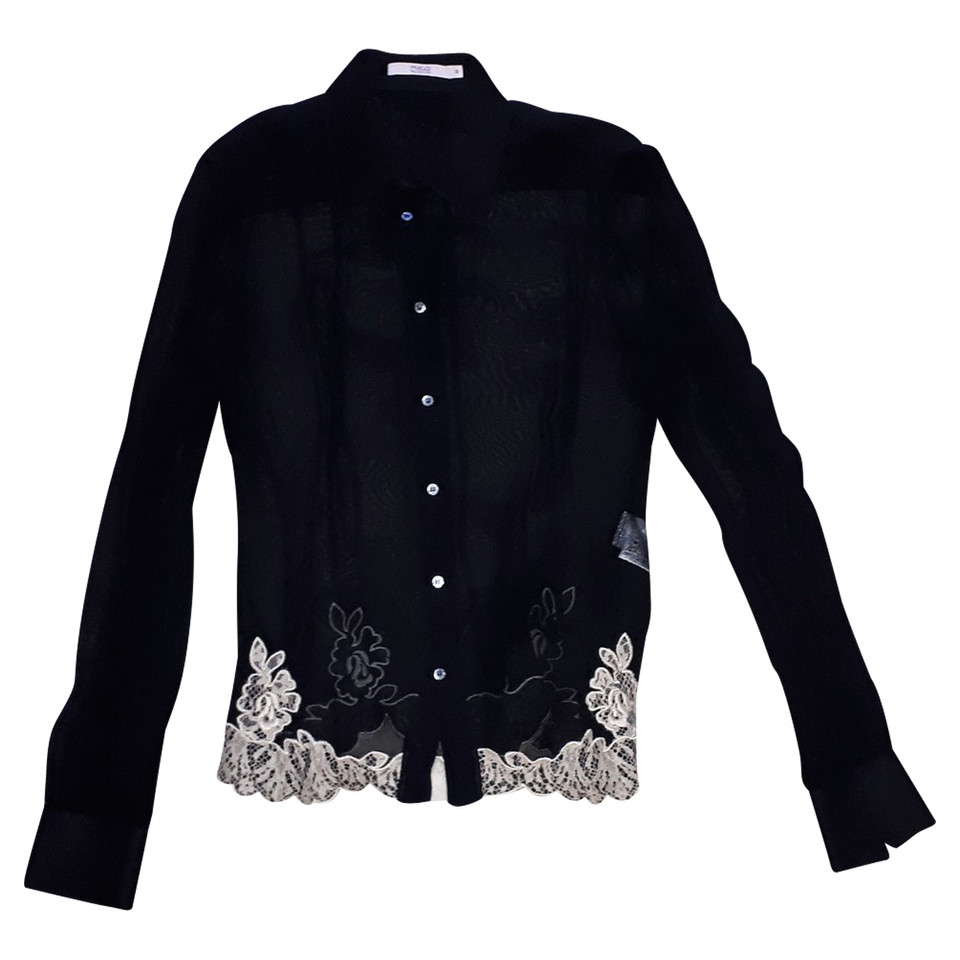 Red Valentino kanten blouse