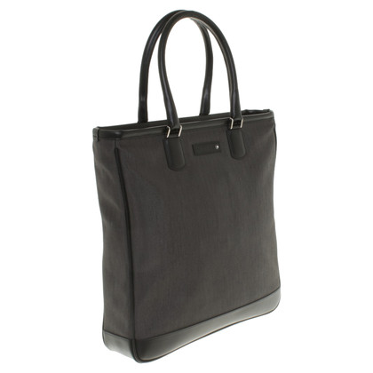 Mont Blanc Handbag in Grey