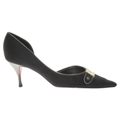 Emanuel Ungaro pumps in nero