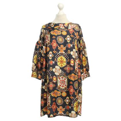 See by Chloé abito di seta colorata