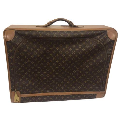 24a188be27fec Louis Vuitton Vintage-Koffer aus Monogram Canvas - Second Hand Louis ...