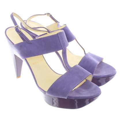Andere Marke Bruno Magli -Sandaletten in Violett