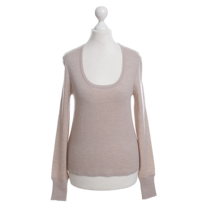 Balenciaga Breien Top in beige
