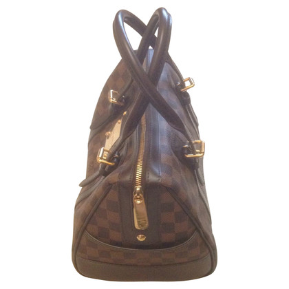 Louis Vuitton Handtasche aus Damier Ebene Canvas