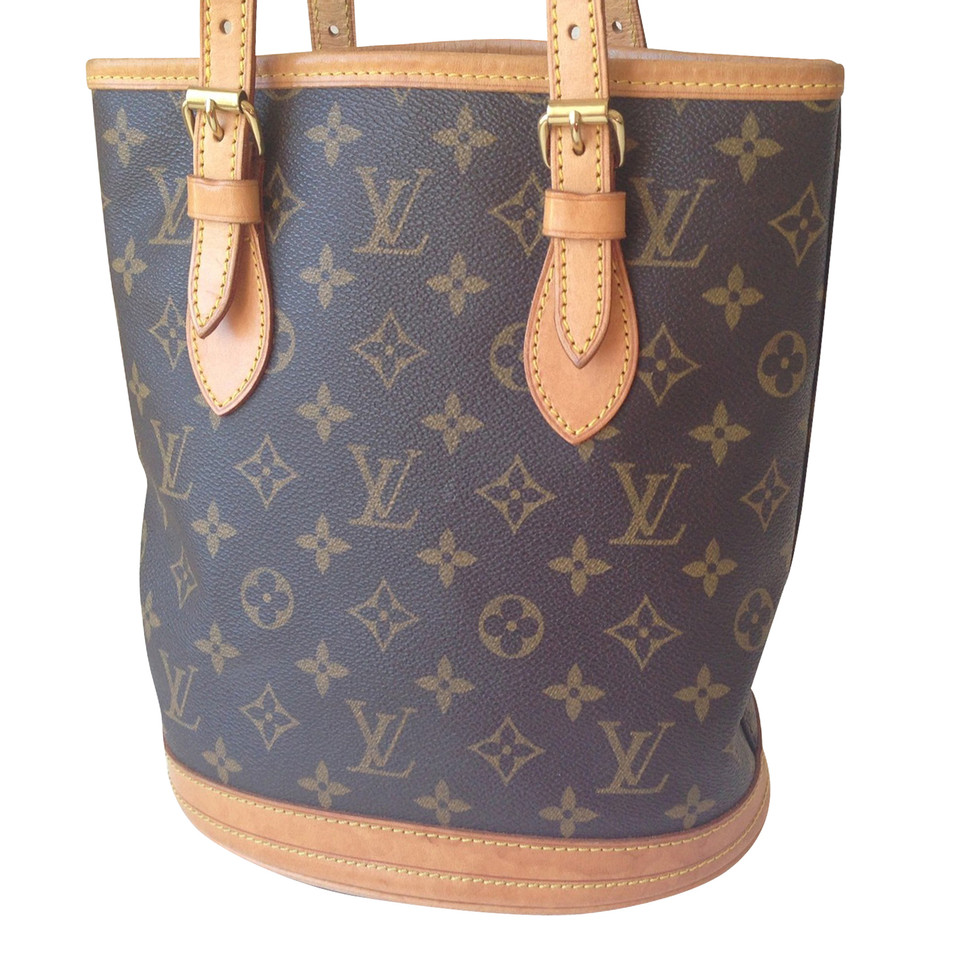louis vuitton bag from monogram canvas buy second hand louis vuitton bag from monogram canvas. Black Bedroom Furniture Sets. Home Design Ideas