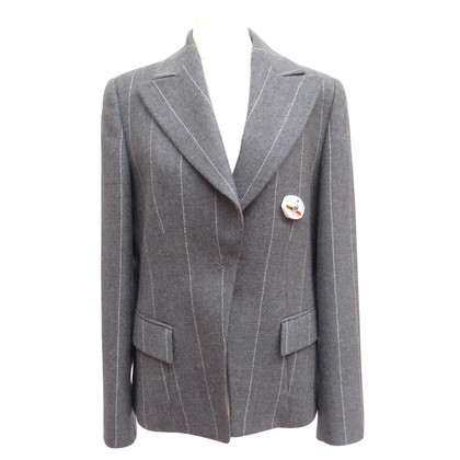 Giorgio Armani Blazer with pinstripes