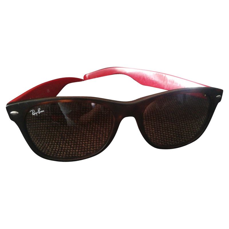 Lunettes Soleil Ray Ban d'occasion