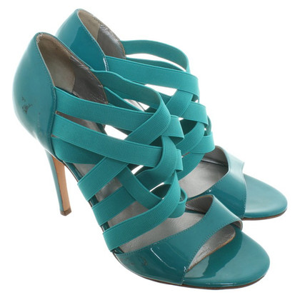 Casadei Sandals of patent leather