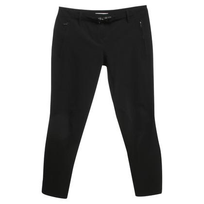 Prada Pantaloni in stile equestre