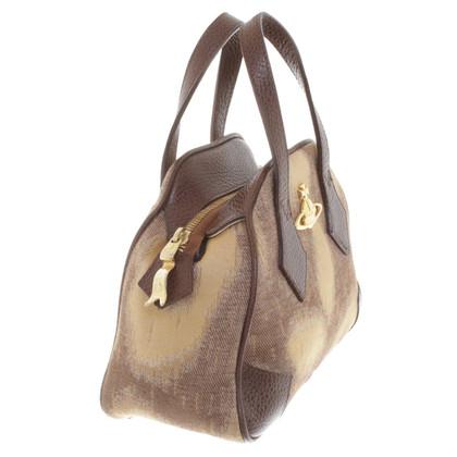 Vivienne Westwood Handtasche in Bicolor