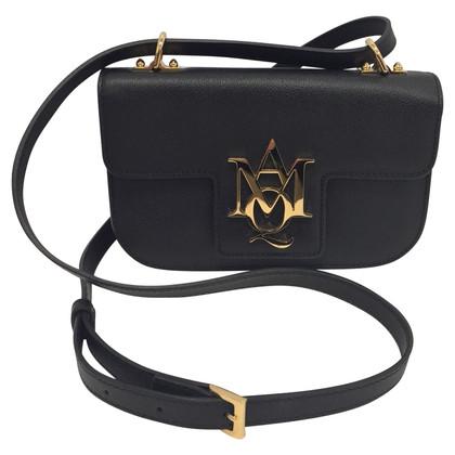 Alexander McQueen Insignia black bag
