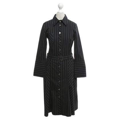 Karen Millen Dress with pinstripe pattern