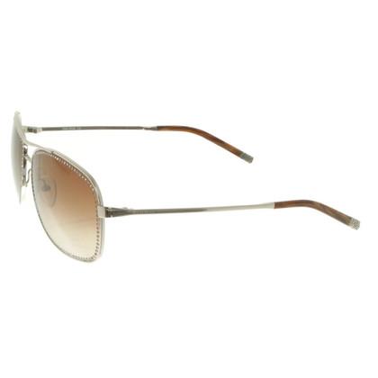 Miu Miu Sonnenbrille mit Strasssteinen