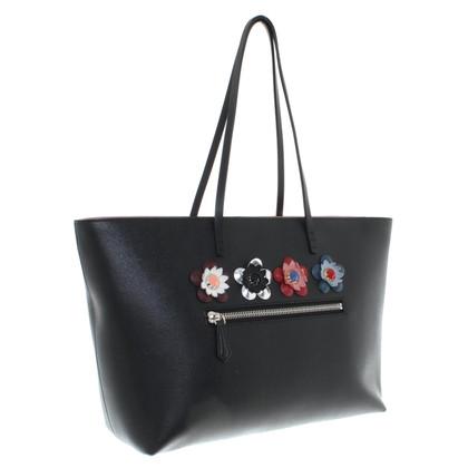 Fendi Shoppers in zwart