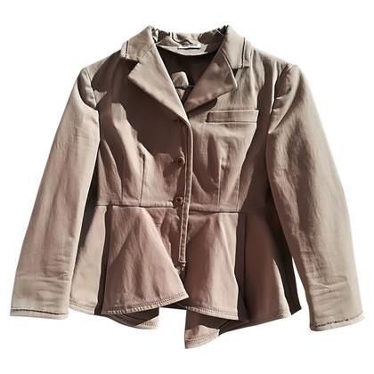 Miu Miu Jacket in Beige