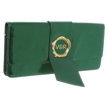 Viktor & Rolf clutch Green