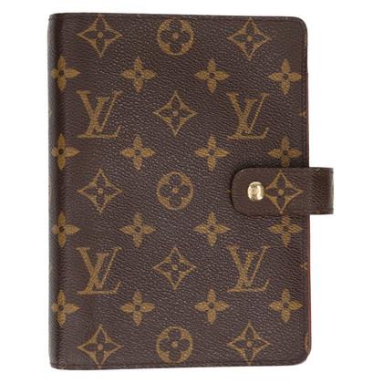 Louis Vuitton Agenda Fonctionnel MM Monogram