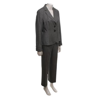 Marc Cain tailleur pantalone di lana