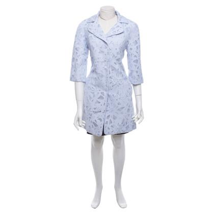 Twin-Set Simona Barbieri Coat in light blue