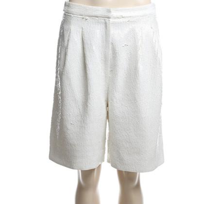 Tibi Pantalon en blanc