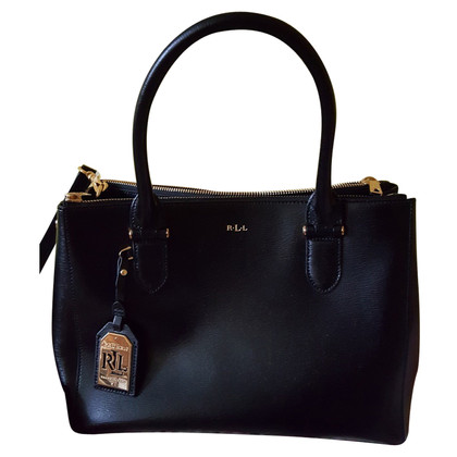 "Ralph Lauren ""Newbury Bag"" in black"