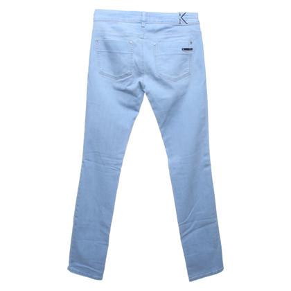 Karl Lagerfeld Jeans in Hellblau