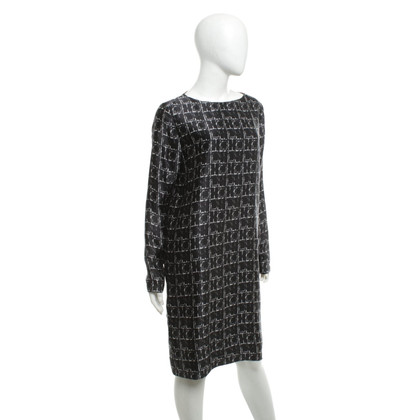 Drykorn Kleid mit grafischem Print