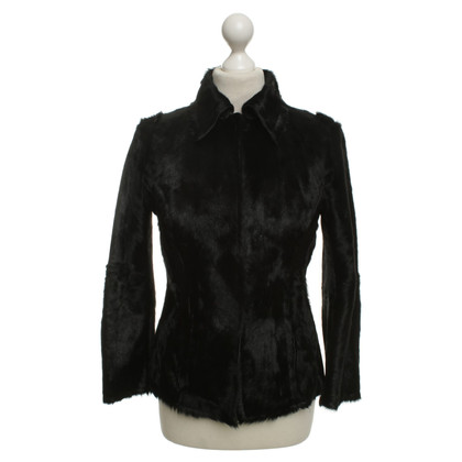 Alberta Ferretti Jacket in black