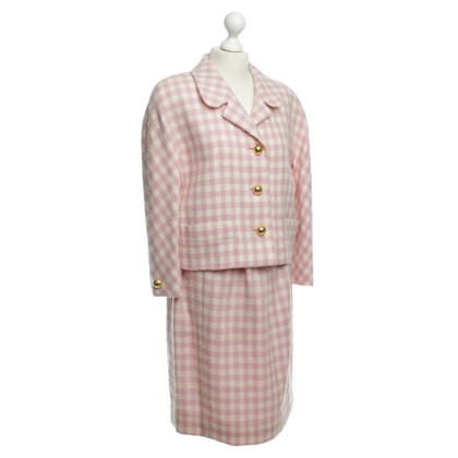 Céline Costume in pink/cream