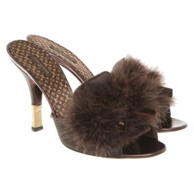 0cec1f0748fd Louis Vuitton Sandali (alti) di seconda mano  shop online di Louis ...