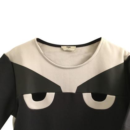 Fendi Rundhals-Sweatshirt