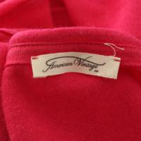 American Vintage Pull en fuchsia