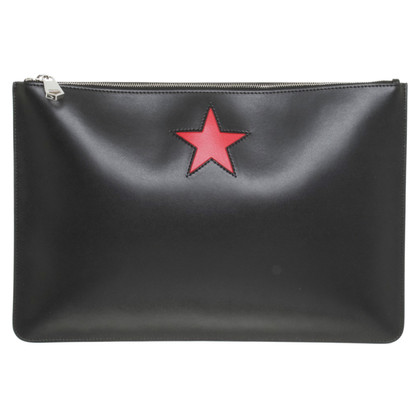 Givenchy Clutch in Schwarz