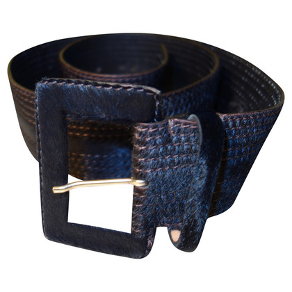 Reptile's House Belt made of leather