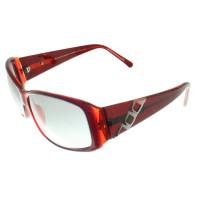 Bulgari Sonnenbrille in Rot