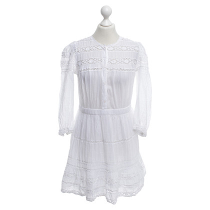 Isabel Marant Dress in white