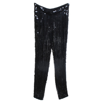 Other Designer Jo No Fui - Sequined Pants