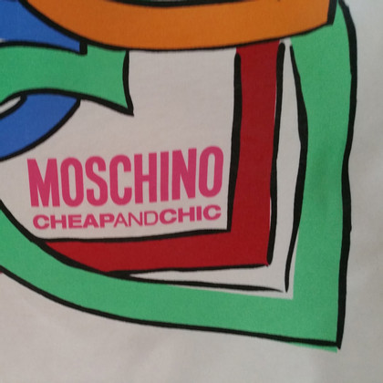 Moschino Cheap and Chic Silk cloth