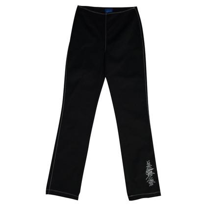 Kenzo Pantalon en noir