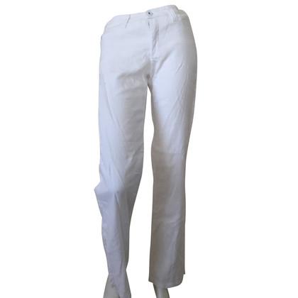 Armani Jeans witte broek