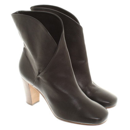 Céline Boots in Black