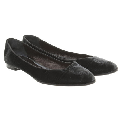 Unützer Ballerinas in dark gray
