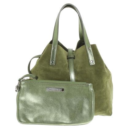 Tiffany & Co. Sac à main en vert