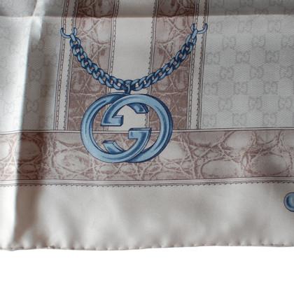 Gucci Sciarpa di seta Gucci