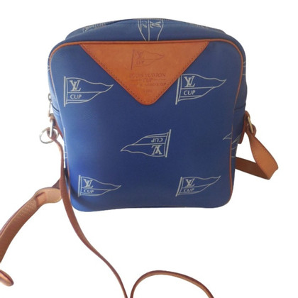 "Louis Vuitton ""America's Cup Messenger Bag"" aus Canvas"