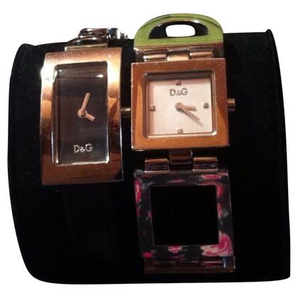 D&G Horloge Set