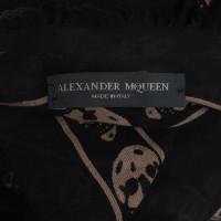 Alexander McQueen Cloth with skull pattern