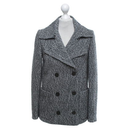 Zadig & Voltaire Jacket in black and white