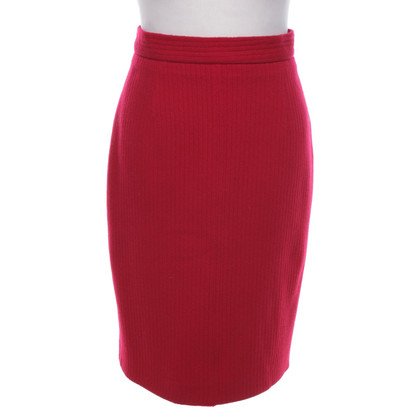 Pauw skirt in red