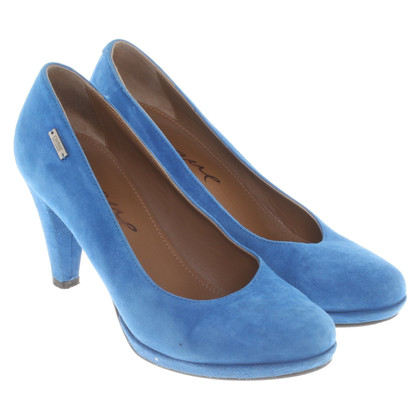 Cinque pumps in blue